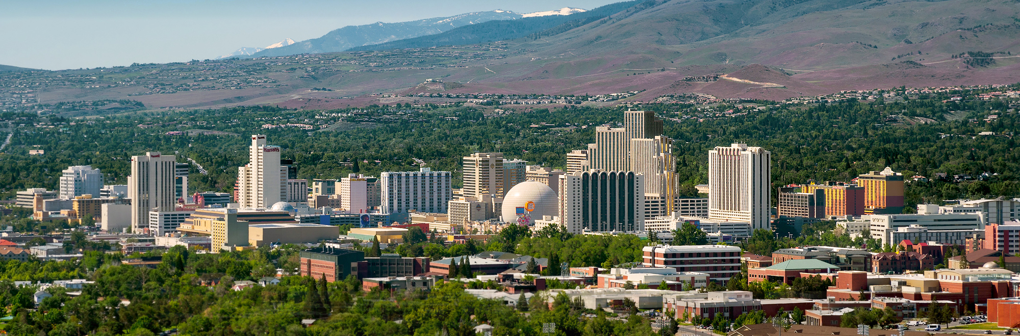 City of Reno Nevada