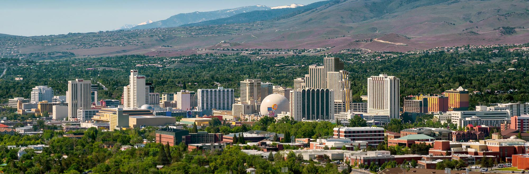 City of Reno Nevada