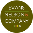 Evans Nelson & Company CPAs Logo